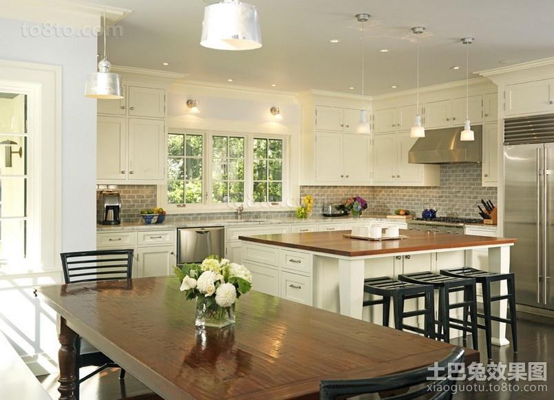 厨房装修效果图大全2012图片欧式