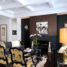 热门面积126平复式卧室现代装饰图片大全
