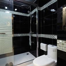 精美70平米二居卫生间现代装饰图片欣赏