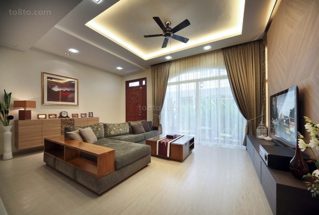 2012家居客厅装修效果图欣赏