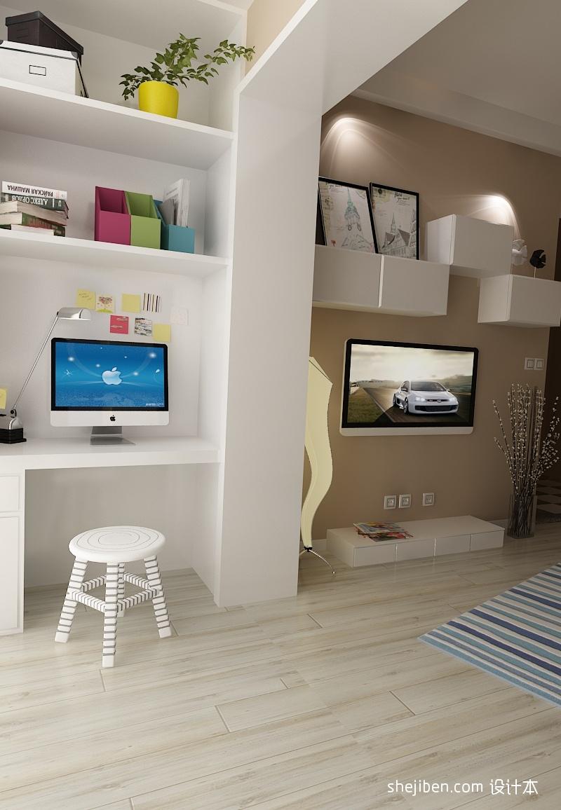 2018精选面积89平混搭二居客厅装修设计效果图片