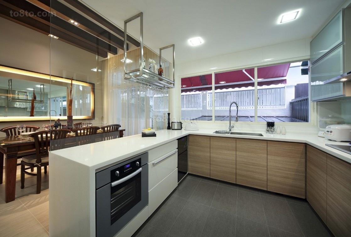2012家居厨房装修效果图