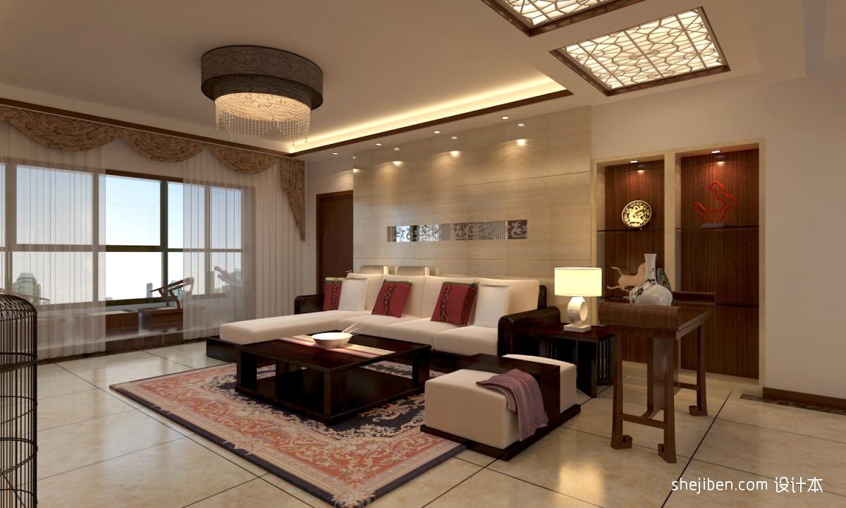 简约格调卧室效果图设计