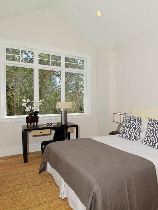 斜顶小卧室装修效果图大全2012图片