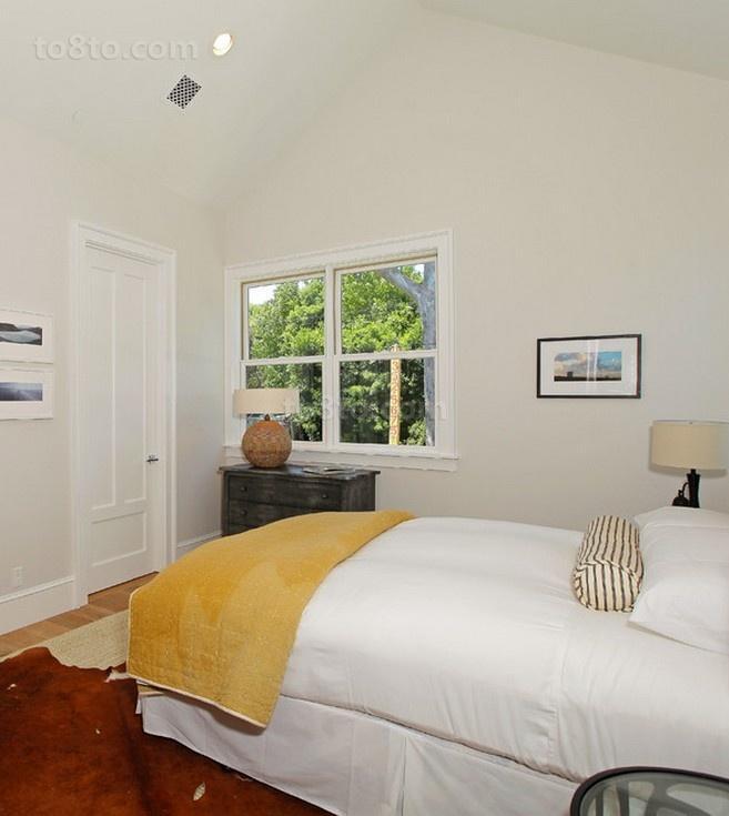 简约现代风格小卧室装修效果图大全2012图片