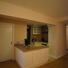 精选二居厨房混搭装修效果图片欣赏
