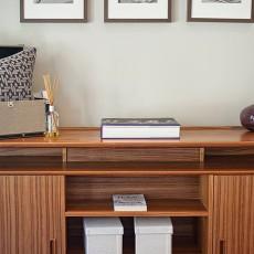 精美别墅书房现代设计效果图