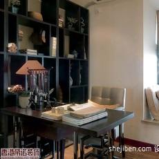 2018精选87平米二居客厅混搭装修设计效果图片欣赏