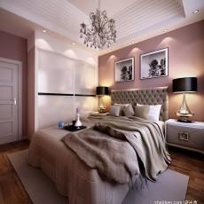 108平米三居客厅现代装饰图片欣赏