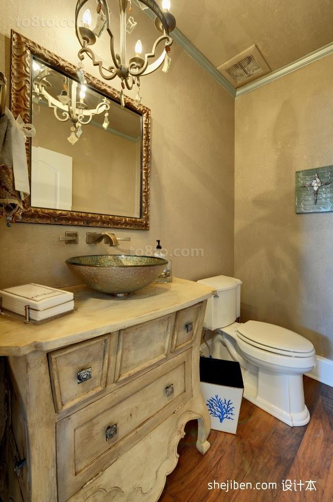 小卫生间装修效果图 卫生间装修效果图欣赏