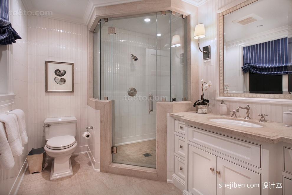 欧式卫生间装修 卫生间装修效果图大全2012图片