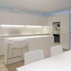 热门现代四居厨房实景图