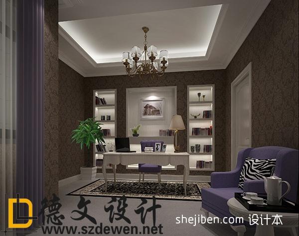 热门面积77平公寓简约装修图片欣赏