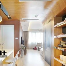 热门91平方三居餐厅混搭欣赏图片大全