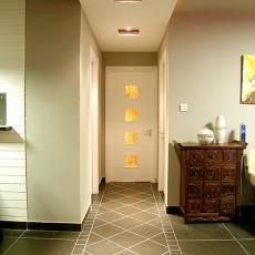 热门大小76平混搭二居客厅装饰图