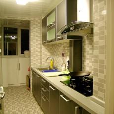 2018大小87平混搭二居厨房装修图片欣赏