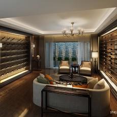 精选130平米混搭别墅客厅装饰图片大全