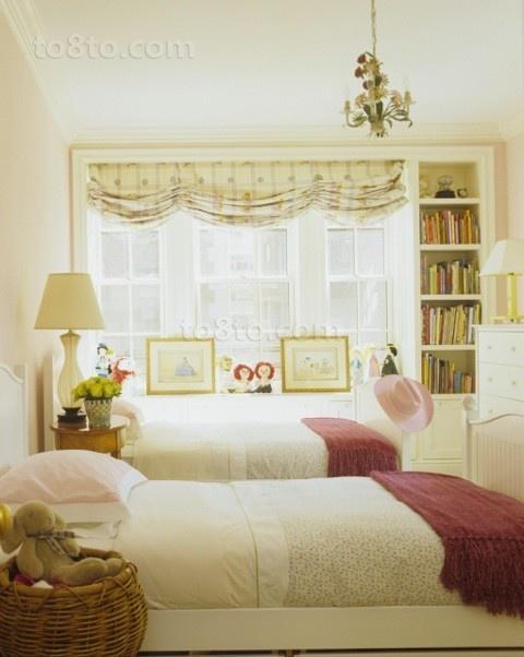 简约双人卧室装修效果图大全