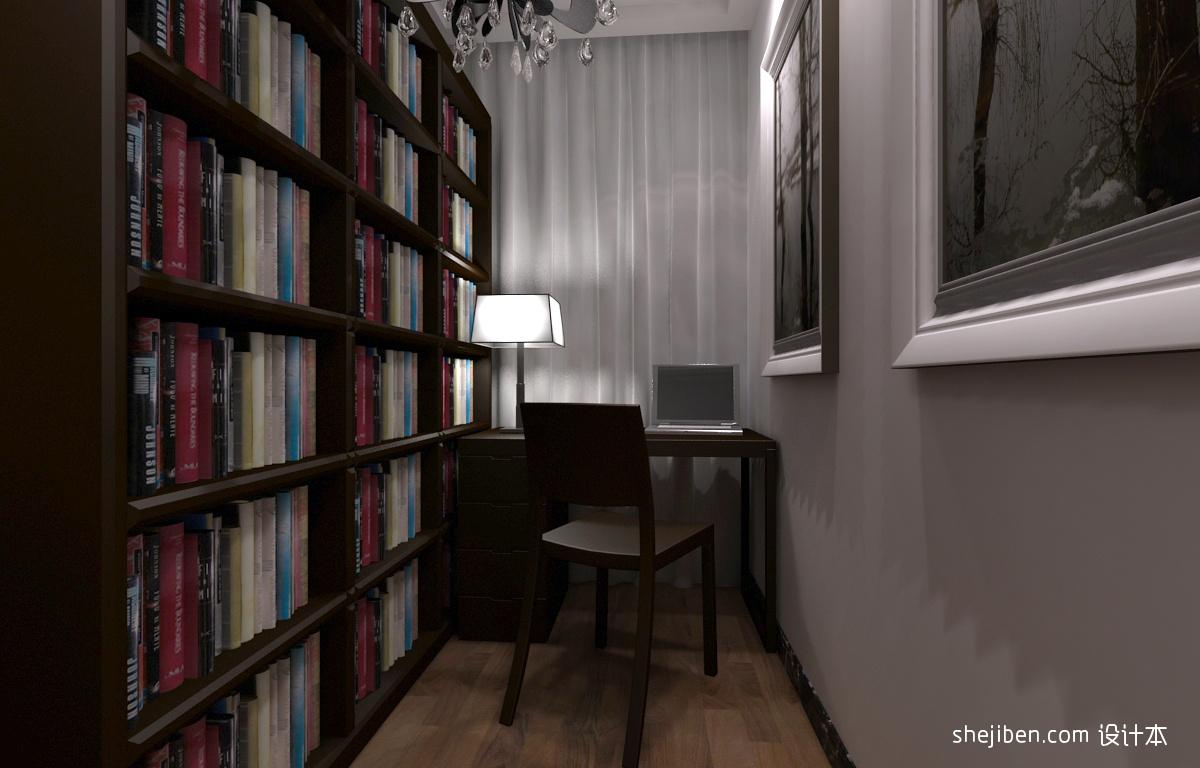 精美面积132平别墅现代装修欣赏图