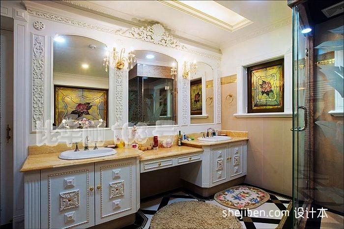 中式居家时尚风卧室装修