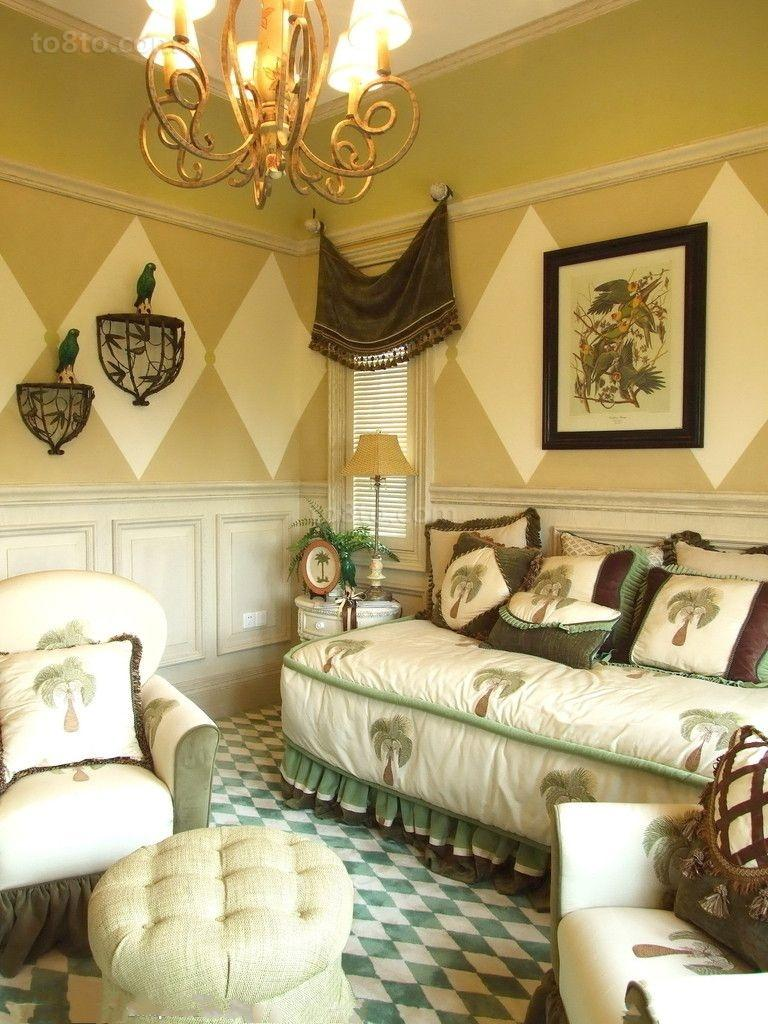 客厅布艺沙发装饰效果图
