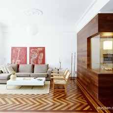 现代客厅装修图片大全