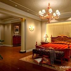 精选别墅卧室混搭装修设计效果图片欣赏
