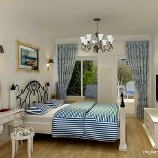 精选89平方二居卧室混搭装饰图片欣赏