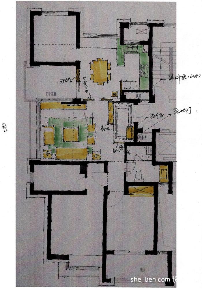 热门大小88平现代二居卧室装饰图片欣赏