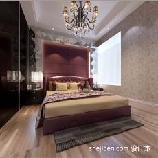 精选三居卧室现代实景图片