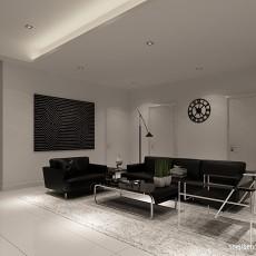 热门111平米混搭别墅客厅装修欣赏图片大全
