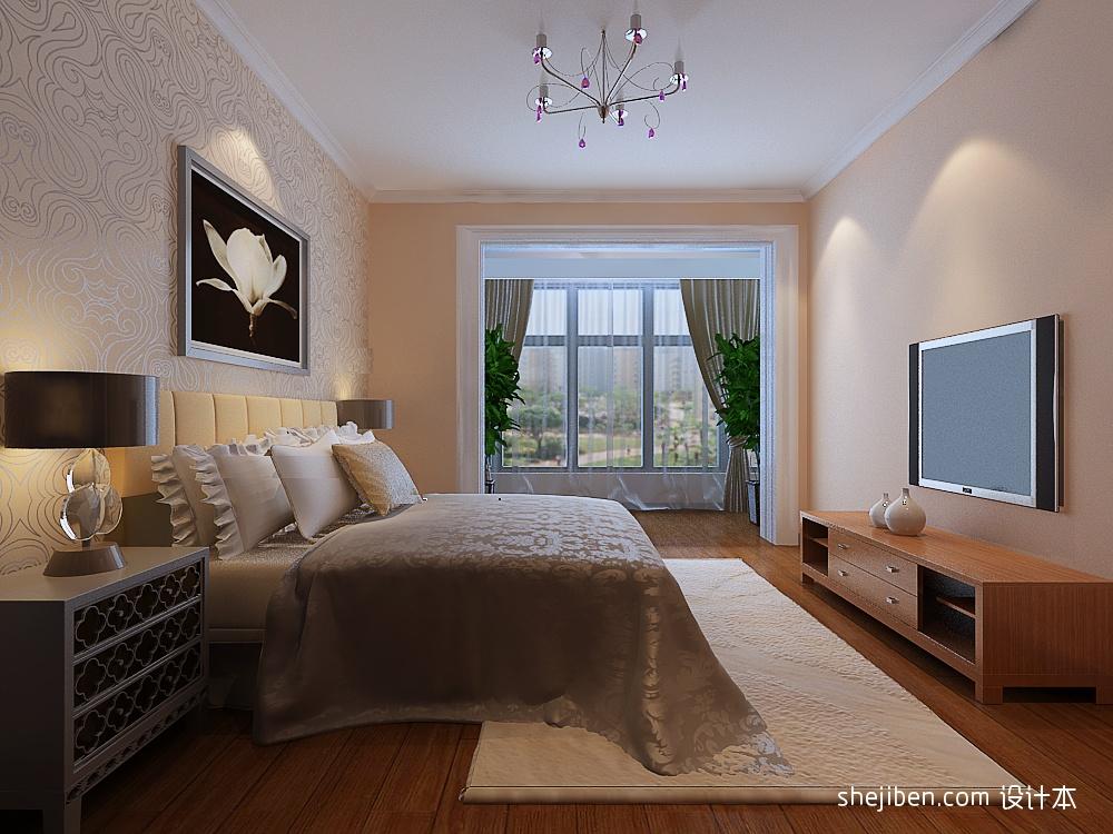 精美面积117平复式客厅混搭设计效果图