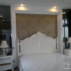 精选大小106平现代三居卧室装修欣赏图片大全