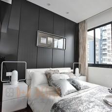 精选97平米三居卧室现代装修图片