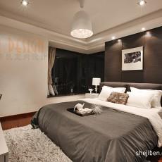 精美111平米欧式别墅卧室装修实景图片大全
