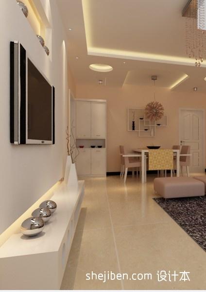 温馨浪漫欧式家居设计大全