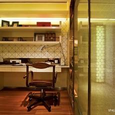 144平米混搭复式客厅装修实景图片