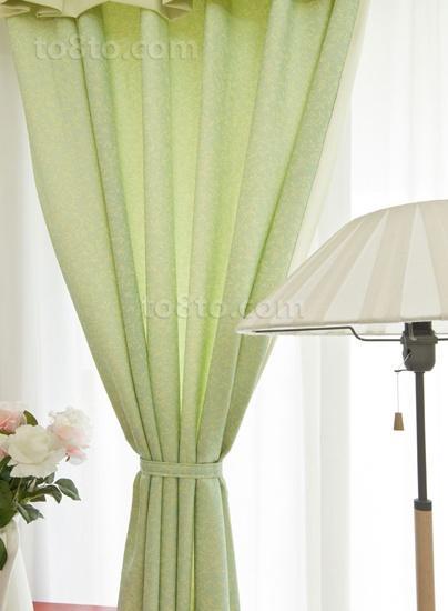 最新客厅窗帘装修效果图欣赏