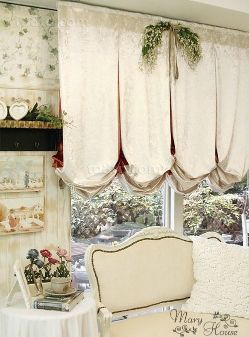 2013最新客厅窗帘装修效果图