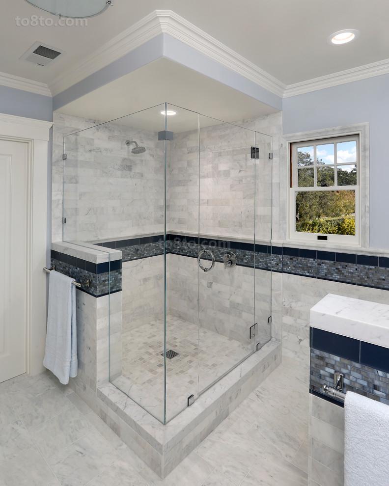 卫生间浴室装饰效果图