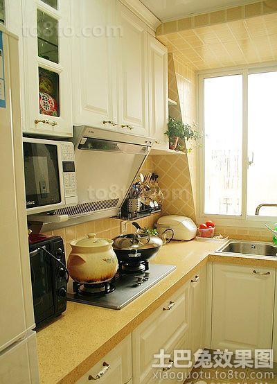简约小厨房用具图片欣赏