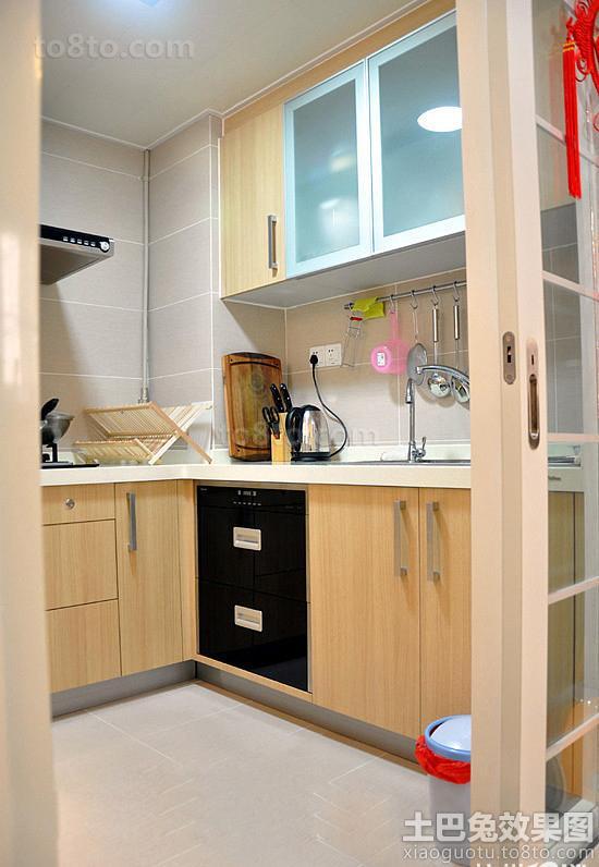 新婚厨房家庭橱柜效果图欣赏