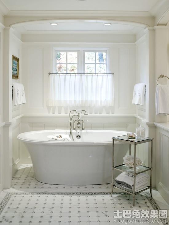 家装卫生间亚克力浴缸图片欣赏