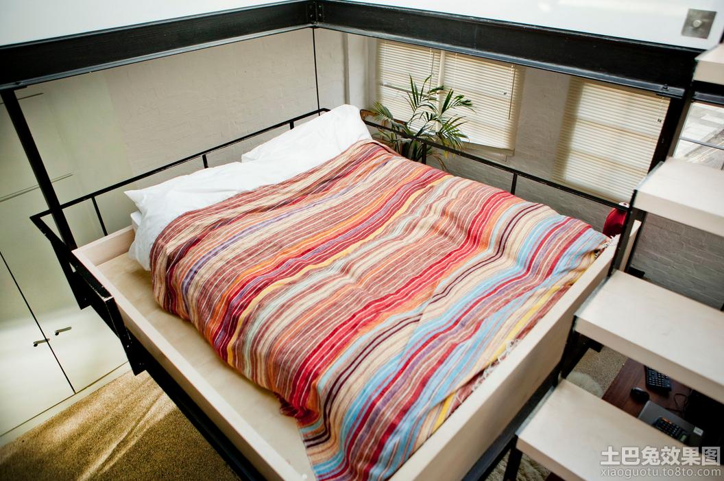 创意卧室床图片欣赏