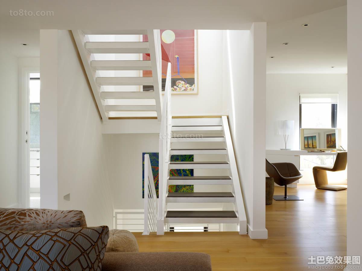 loft户型楼梯装修图