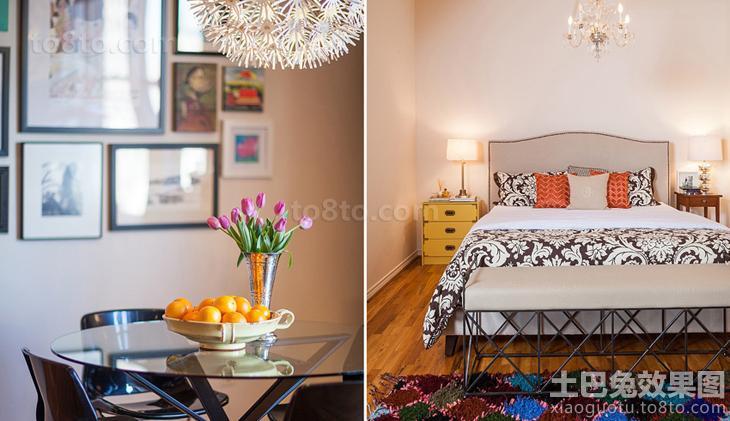 loft风格卧室装修效果图