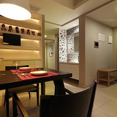 现代简约餐厅设计图片