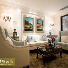 现代欧式客厅装饰画图片