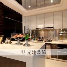 热门73平米二居厨房现代欣赏图片