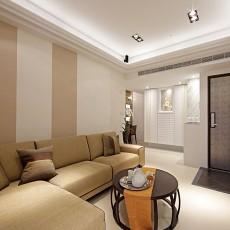 简约风格家装客厅装修效果图
